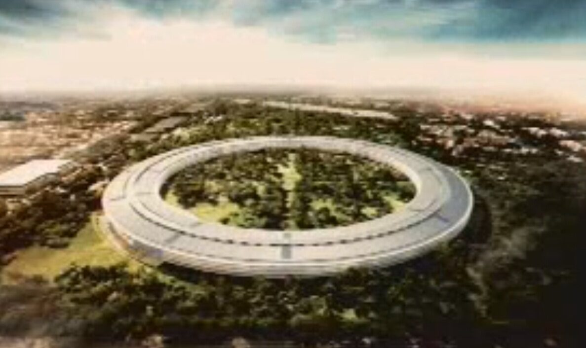 Apple's Updated New Campus Documents Submitted!