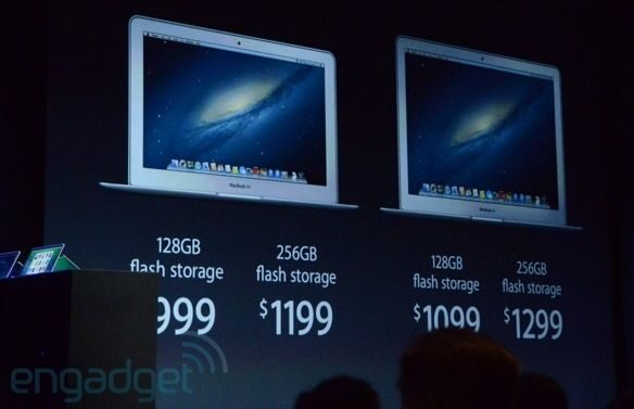 Apple Introduces MacBook Air with 12 Hours Battery Life!